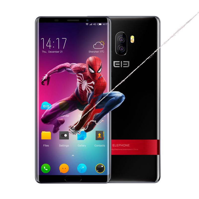 Fedex Brochure Template New Elephone P11 3d 6 0 Zoll Fhd 3200mah Android 8 0 4gb Ram 64gb Rom