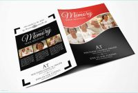 Free Brochure Template Downloads Best Blank Funeral Program Template Inspirational Free Funeral Program