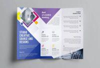 Free Illustrator Brochure Templates Download Best Brochure Templates Cdr File Free Download 005 In Memoriam Template