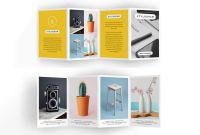 Gate Fold Brochure Template Awesome Stylogram Accordion Brochure Image8