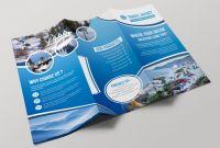 Gate Fold Brochure Template Indesign Best Travel Trifold Brochure Brochure Templates Creative Market