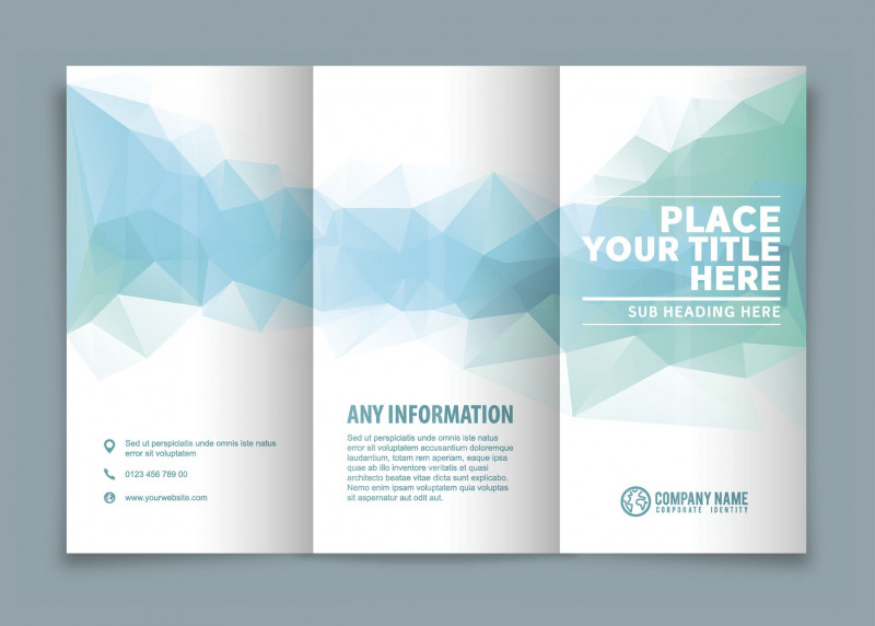 Gate Fold Brochure Template Indesign New C Folds What They Are And How To Use Them
