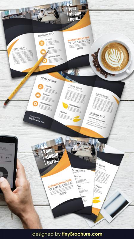 Google Docs Templates Brochure Best Pamphlet Template Google Slides