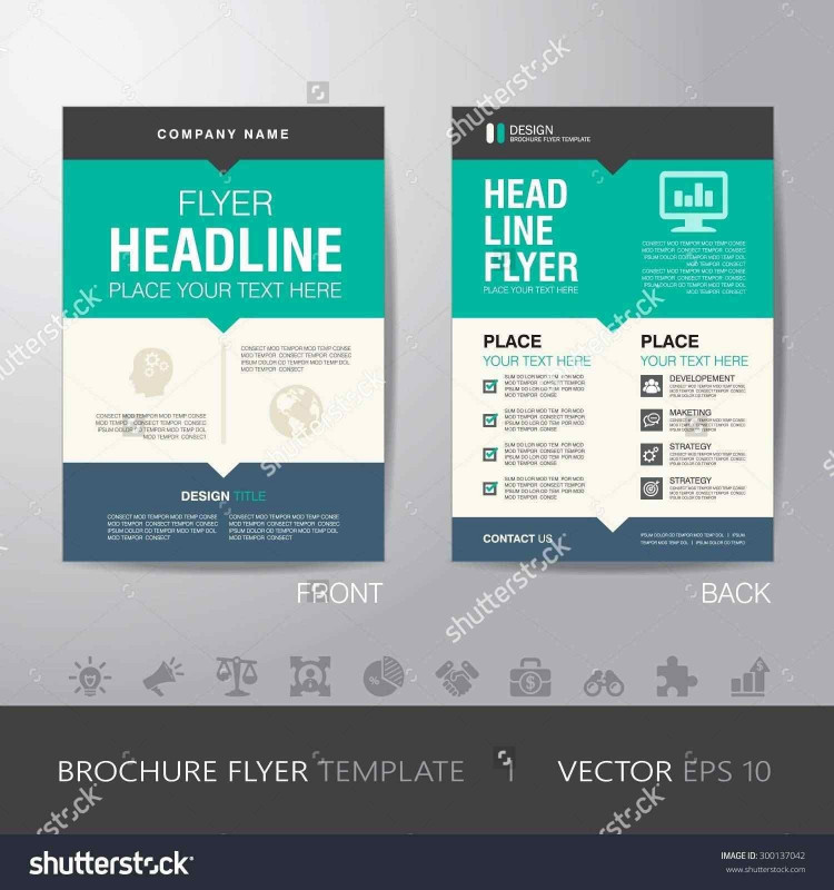 Google Drive Brochure Templates Awesome Template Google Doc Flyer Savethemdctrails Org