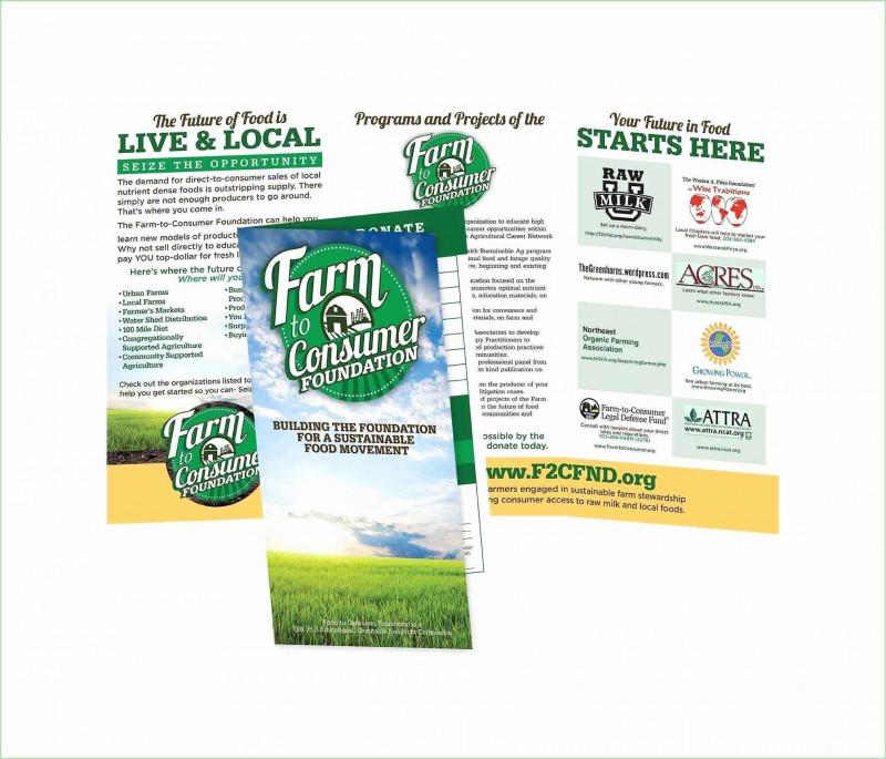 Mac Brochure Templates New Three Fold Brochure Template Fresh Free Collection 46 Tri Fold
