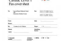 Medical Office Brochure Templates Awesome Office Fax Cover Sheet Template Radiodignidad org