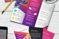 Ms Word Brochure Template Best Three Fold Brochure Template Google Docs