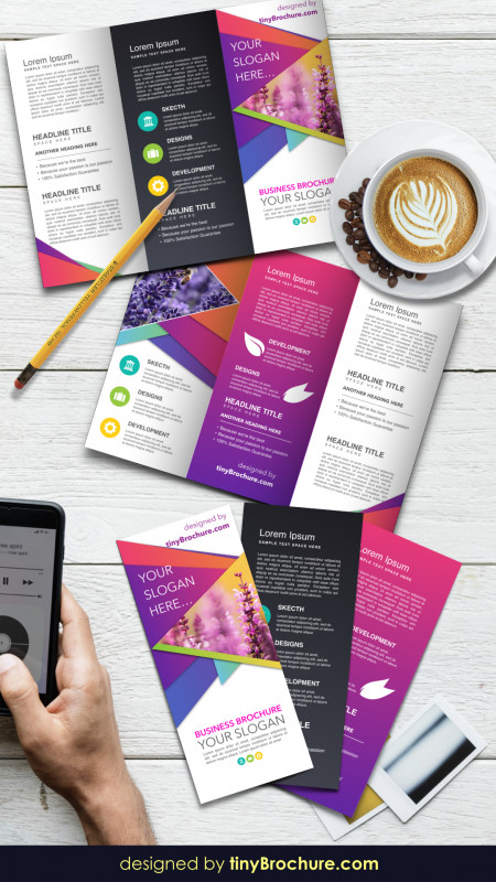 Ms Word Brochure Template Best Three Fold Brochure Template Google Docs