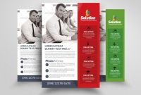 One Sided Brochure Template Awesome Business Training Agency Flyer by Business Flyers On Creativemarket