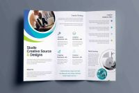 One Sided Brochure Template Awesome Front and Back Business Card Template Word Caquetapositivo