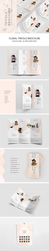One Sided Brochure Template Best 20 Professional Tri Fold Brochure Templates To Help You Stand Out