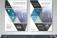 Online Free Brochure Design Templates Best Business Brochure Design Template Stock Vector A Stekloduv 135722640