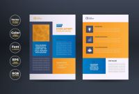 Online Free Brochure Design Templates Best Business Flyer Advert Design Flyer Templates Creative Market