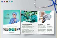 Pharmacy Brochure Template Free Best Medical Pamphlet Template Free Of Medical Bi Fold Brochure Design