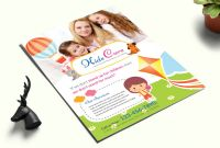 Play School Brochure Templates Best 25 Beautiful Free Paid Templates for Daycare Flyers
