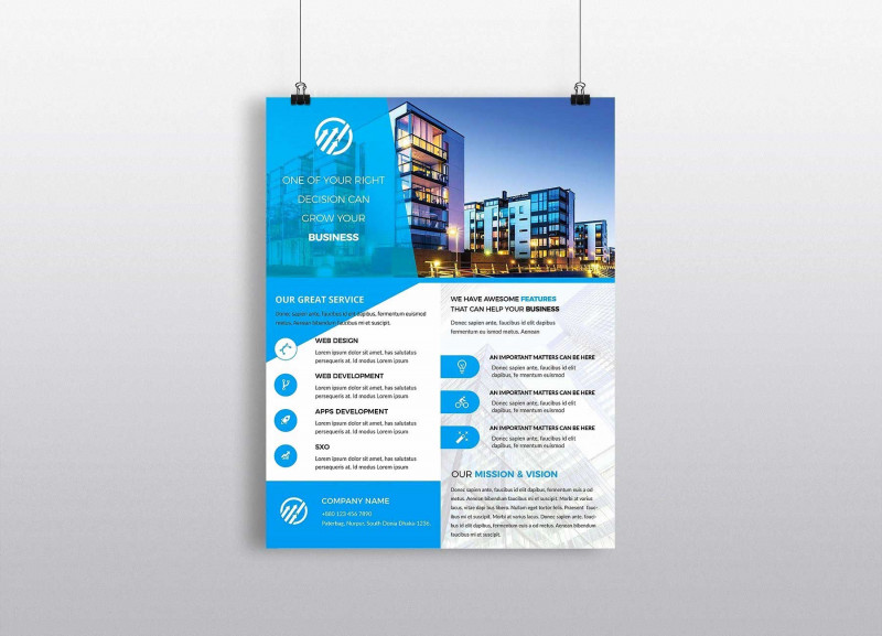 Product Brochure Template Free Awesome Cleaning Brochure Templates 650470 Cleaning Brochure Templates