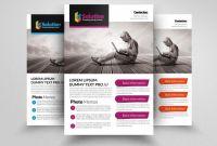 Professional Brochure Design Templates Best Business Flyer Templates Word Koran Sticken Co