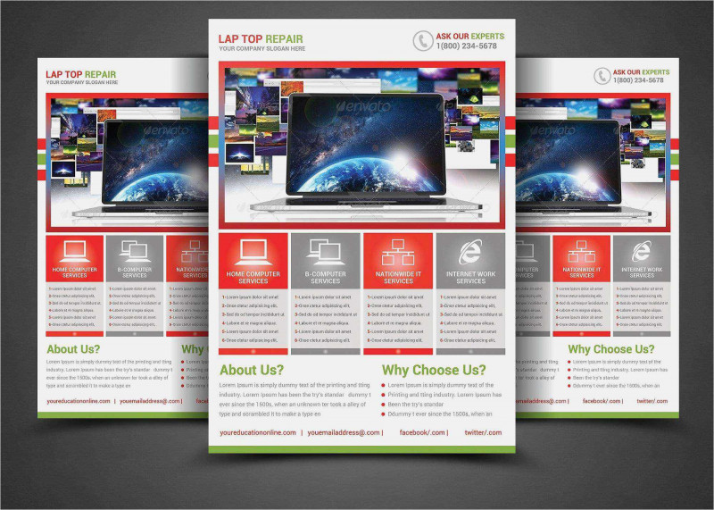 Professional Brochure Design Templates New Free 47 Pamphlet Template Professional Free Template Example