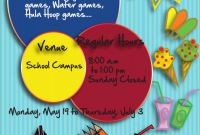Summer Camp Brochure Template Free Download Awesome Unique Youth Brochure Template Free Best Of Template