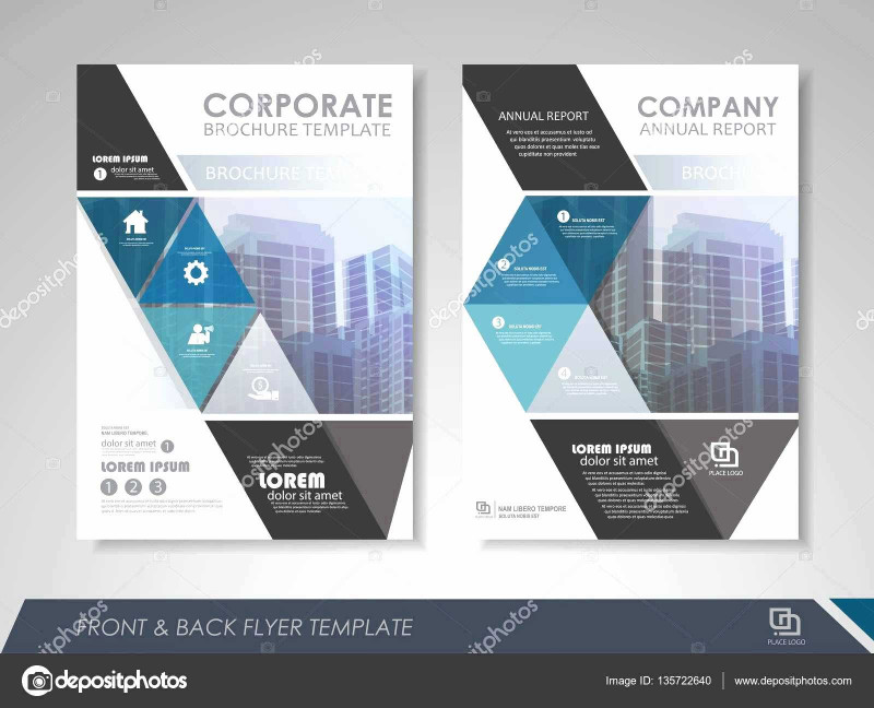 Three Panel Brochure Template Best Adobe Illustrator Brochure Templates 650526 Adobe Illustrator