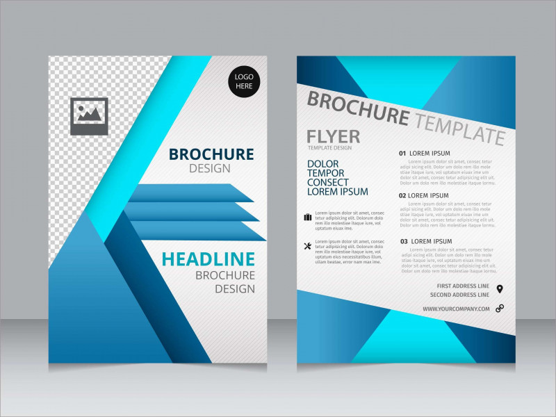 Travel Brochure Template For Students Awesome Elegant Free Bank Brochure Template Best Of Template