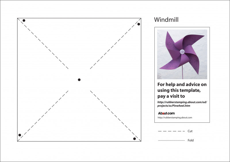 Travel Brochure Template Ks2 Best Make A Fun Paper Pinwheel With This Free Pdf Template Lets Party