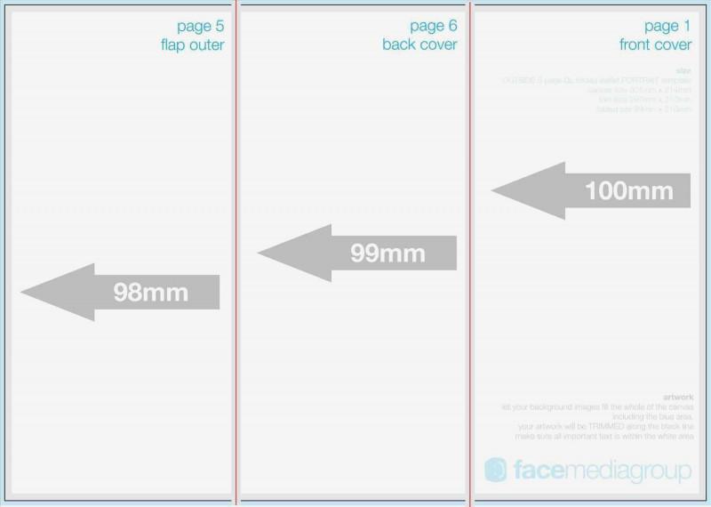 Tri Fold Brochure Ai Template Best Tri Fold Brochure Template Templates 12630 Resume Examples
