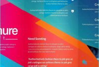 Tri Fold Brochure Template Google Docs Best Business Card For Job Seekers Templates Paramythia