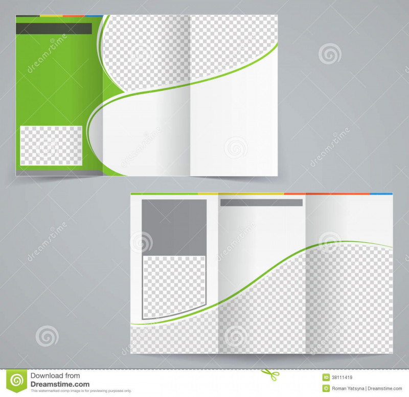 Tri Fold Brochure Template Illustrator Free Awesome 016 Template Ideas Tri Fold Brochure Templates Free Business Vector