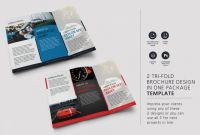 Tri Fold School Brochure Template Best Car Tri Fold Brochure Brochure Templates Creative Market