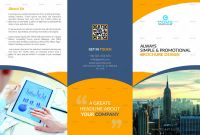 Two Fold Brochure Template Psd New 76 Premium Free Business Brochure Templates Psd to Download