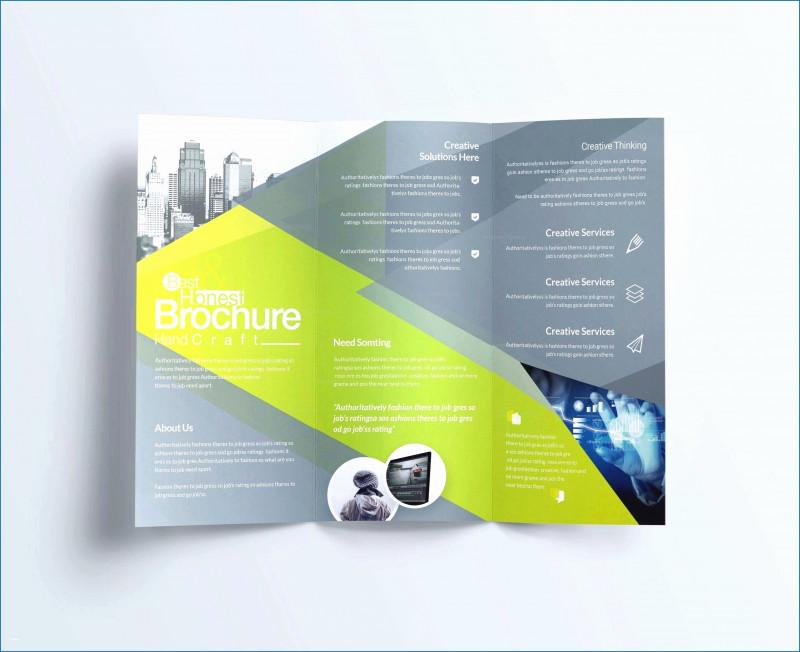 Z Fold Brochure Template Indesign Best Broschure Vorlage Word Kostenlos Elegant Design A Flyer In Word