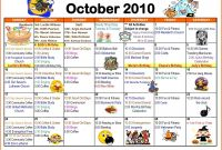 Blank Activity Calendar Template Unique August assisted Living Indpependent Activities Calendar