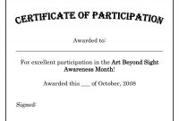 Blank Adoption Certificate Template Awesome How to Create Certificate Using A Template From Word 1714