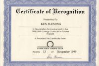 Blank Award Certificate Templates Word Awesome Certificate Of Achievement Template Word Audit Sample
