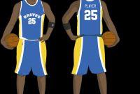 Blank Basketball Uniform Template New Basketball Jersey Design Template Basketball Uniform