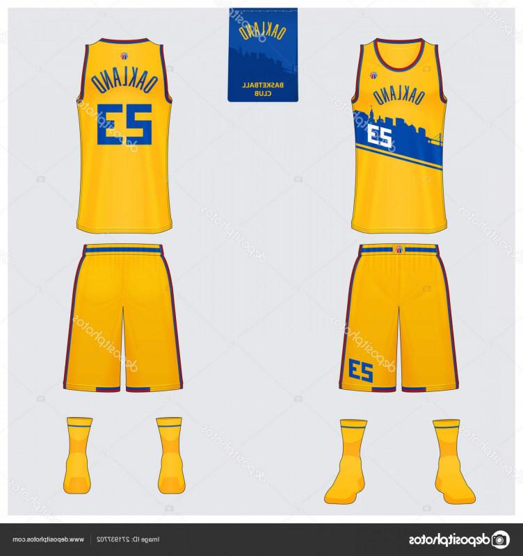 Blank Basketball Uniform Template New Basketball Uniform Template Vector Cqrecords