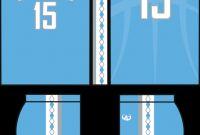 Blank Basketball Uniform Template New Jersey Clipart Sport Uniform Light Blue Basketball Jersey