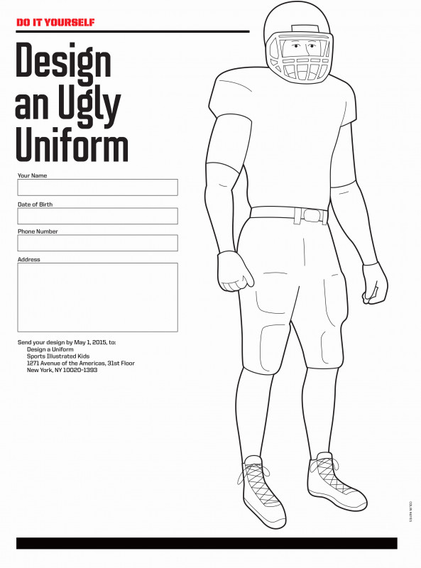 Blank Basketball Uniform Template Unique Printable Blank Football Jersey Template or Printable Blank