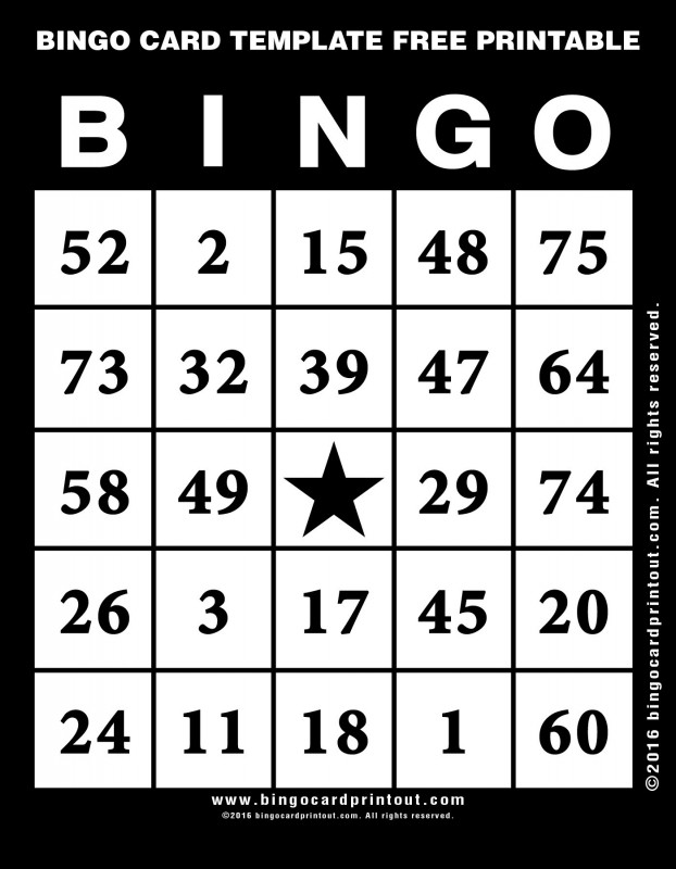 Blank Bingo Card Template Microsoft Word Awesome Free Template for Cards Elegant 8 Free Vector Business Card