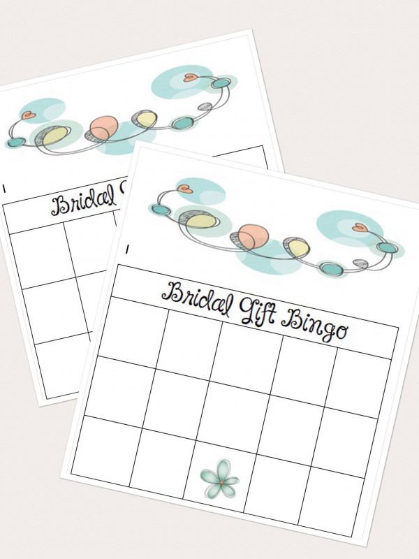 Blank Bridal Shower Bingo Template Awesome Bridal Shower Bingo Bridal Bingo Shower Game Wedding Shower Game Printable Games Blank Bingo Cards