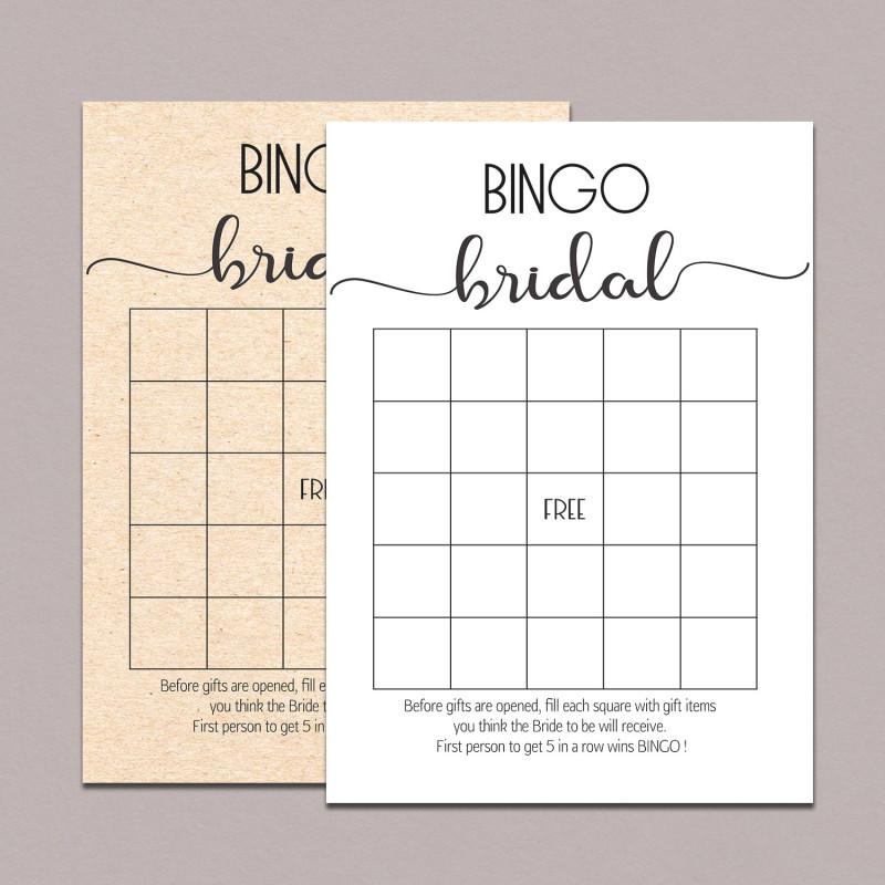 Blank Bridal Shower Bingo Template New Blush Floral Printable Bridal Shower Bingo Free Wedding