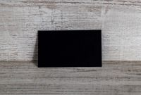 Blank Business Card Template Download New Photo Of Blank Business Card On A Wooden Background