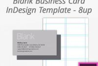 Blank Business Card Template Psd Unique Free Blank Business Card Templates Pdf Psd Printable
