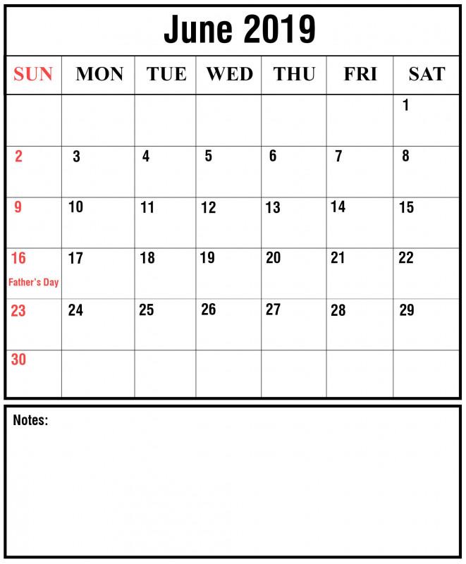 Blank Calander Template Unique Printable June 2019 Blank Calendar Templates Pdf Excel