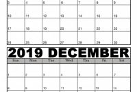 Blank Calendar Template for Kids Awesome November and December 2019 Calendar Template 2019