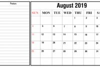 Blank Calendar Template for Kids New Free Blank September 2019 Printable Calendar Templates Pdf