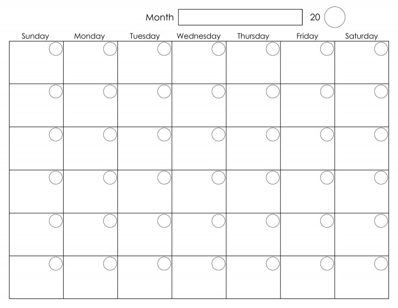 Blank Calender Template New Free Printable Monthly Calendar May 2019 with Holidays Blank
