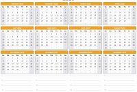 Blank Calender Template Unique 2020 Calendar Printable 2020 Calendar