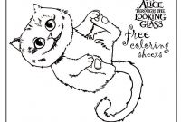 Blank Cat In the Hat Template Awesome Coloring Pages Cat Coloring Pages at for Printable Kitty